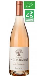 Le Clos Rivieral - Les Fontanilles Rosé 2020
