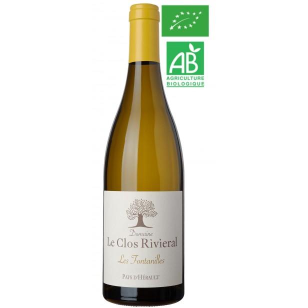 Le Clos Rivieral - Les Fontanilles Blanc 2020