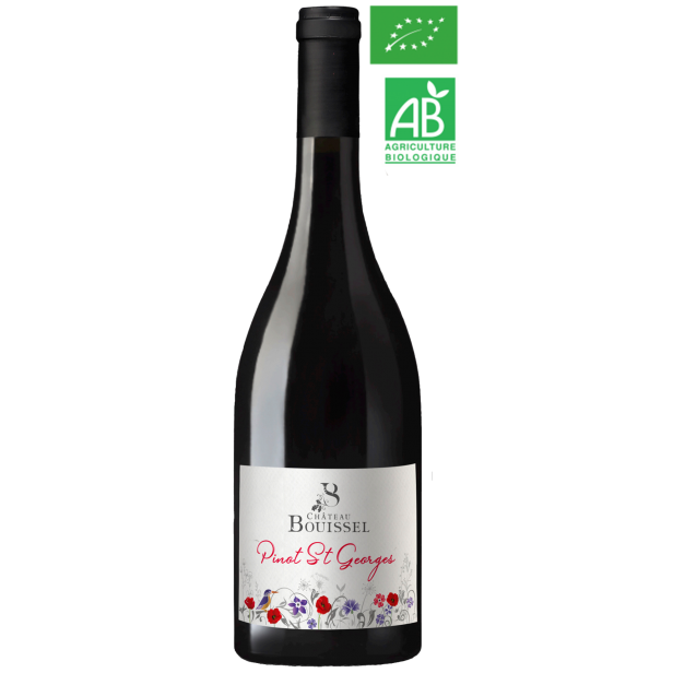 Château Bouissel - Pinot St-Georges 2015