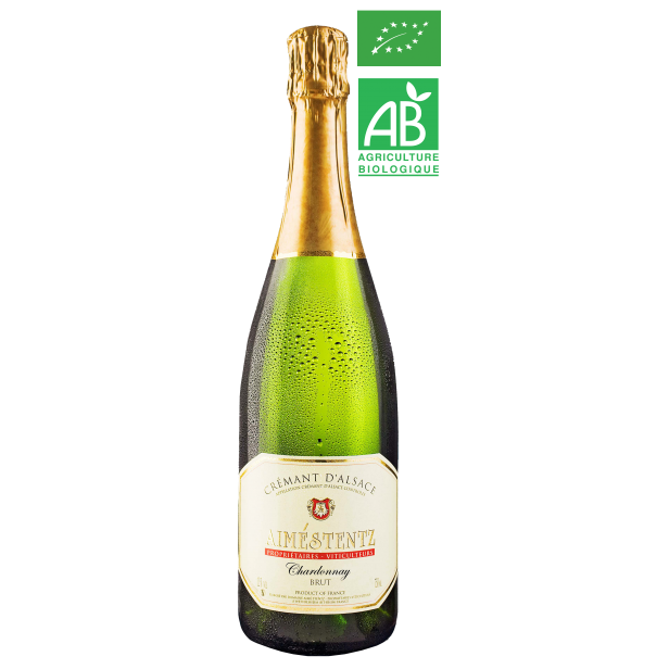 Domaine Aimé Stentz - Crémant Chardonnay