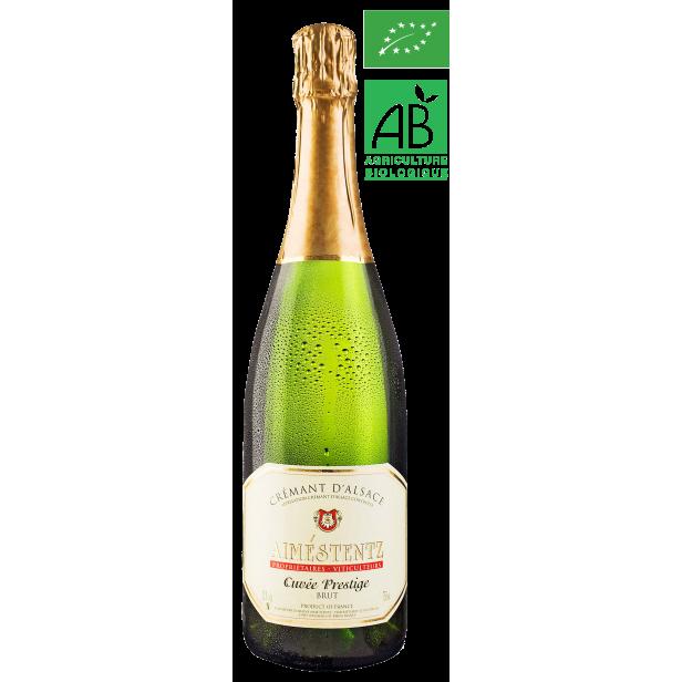 Domaine Aimé Stentz - Crémant Cuvée Prestige Brut