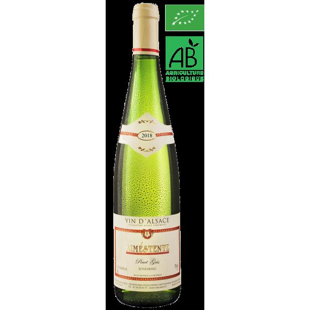 Domaine Aimé Stentz - Pinot gris Rosenberg 2018