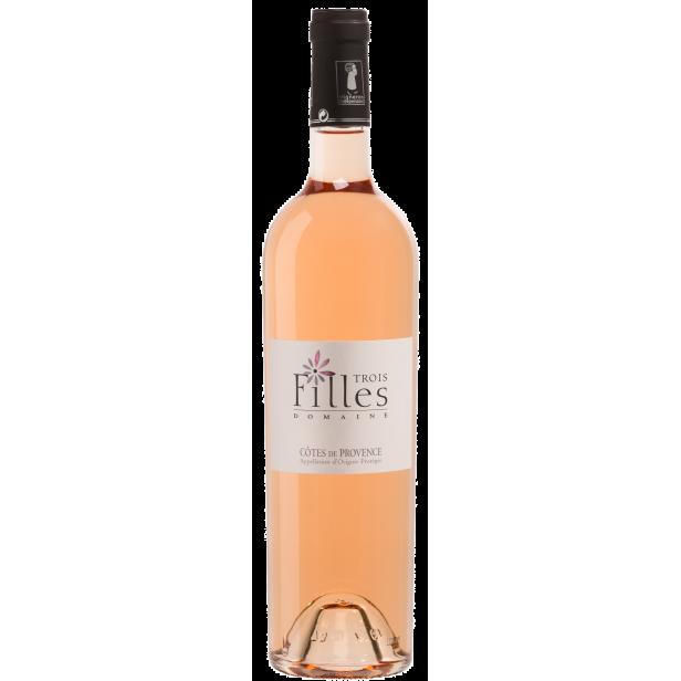 Domaine des trois filles - Côtes de Provence 2020 Rosé