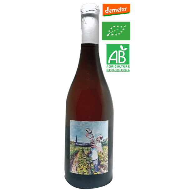 Domaine Saint Nicolas - Amphore Blanc 2016