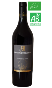 Le Clos du Mounat - Côtes de Bourg  Le Pot de Terre  2017