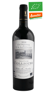Domaine du Traginer - Collioure 2018 Vieilli Foudre