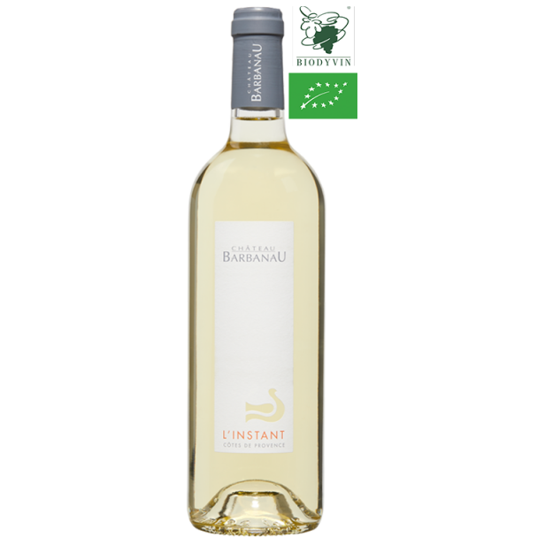 Château Barbanau - L'Instant blanc 2019
