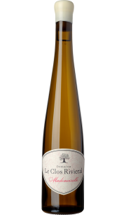 Le Clos Rivieral - Mademoiselle Moelleux Blanc 2019